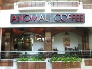 Anomali Coffee in Jakarta