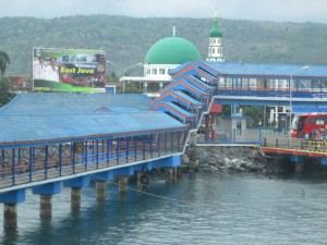 Banyuwangi ferry port