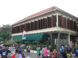 Cafe Batavia in Jakarta