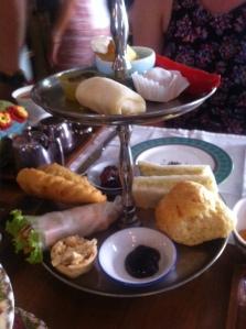 Asian High Tea in Seminyak at Biku