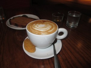 Coffee in Denpasar at Playboy's