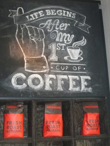 Tanamera Coffee in Jakarta