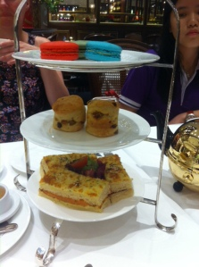 Afternoon tea in Jakarta at TWG Tea House